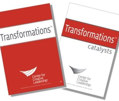 set of transformation cards