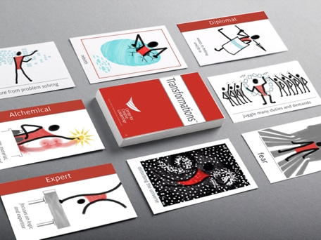 Transformation Cards