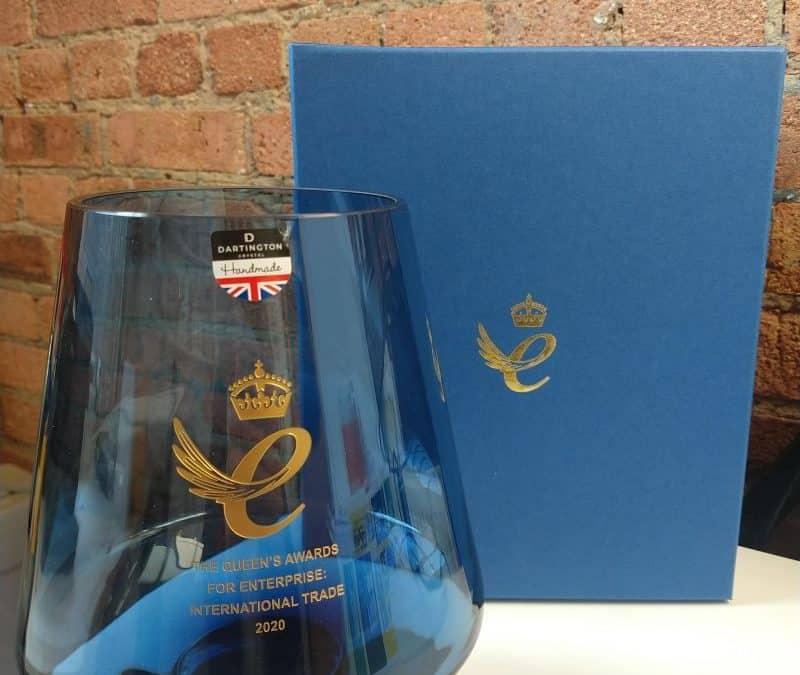 Queen's Award for Enterprise: International Trade