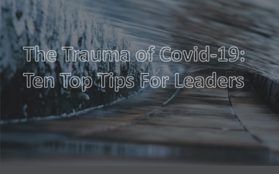 The Trauma of Covid-19